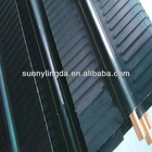 OEM copper solar flat plate fin for solar collector