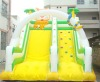 outdoor cheap and safety inflatable slide