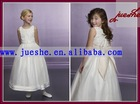 2010 new style lovely flower girl dress ff15 passed SGS certificate