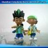 3d vinyl boys action figure pvc toy for kids