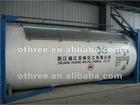 Refrigerant gas R134A in ISOTANK