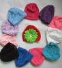 wholesale waffle crochet baby hat