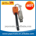 Multifunction Survival Ferrocerium Fire Steel Striker With can opener, ruler, plotting scale