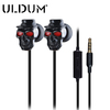 Newest Cool Design in-ear Earphone for iphone mobile phone MP3 MP4 player