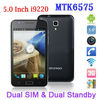 5inch MTK6575 Android 4.0 Mobile phone (i9220)