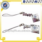 matching/love you/diamond sweetheart moble phone strap