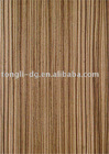 zebrano fancy plywood