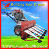 mini wheat rice paddy reaper harvester 0086-13733199089