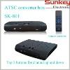 SK-801 Set top box for ATSC converter