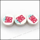 polymer clay beads loose beads for jewelry making 110570