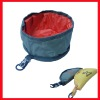 New oxford double layer waterproof folding bowls