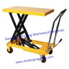 Hydraulic Hand Table Lifting