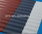 hot rolled galvanized wall corrugated metal plate