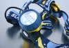 5white+3red led headlamp 3*AAA led headlamp
