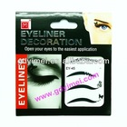 Professional salon decoration beauty eyeliner Sticker YM-EY-45