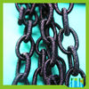 Fashion Coloured Plastic chain for necklace CS02