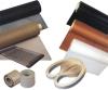 Hard teflon conveyor belt