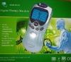 Newest Health Herald digital therapy machine HS-2008 English version Blue Backlight