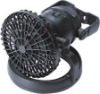 18 LED battery operated Mini Fan with led light