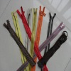 Close End Plastic Zipper