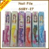 New Design nail file promotional gifts