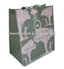 PP non-woven laminated printing fabric shopping bag