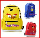 hot sell kids canvas school backpack