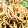 Dried buckwheat noodles