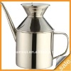 oil pot stainless steel with 4 size