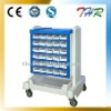 THR-MTH800 ABS Hospital Medicine Trolley