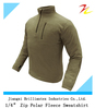 "high quality new design 1/4"" zip polar fleece mens sweatshirt"
