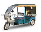 electric battery type tricycle