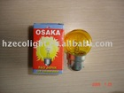 Round lamp color G45 Color bulb incandescent lamps
