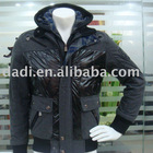 2012 wholesale style Newest fashion men's jacket clothes