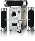 Hot sales 3.1 multimedia home cinema speaker system 6030
