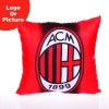 hot sell Ac Milan car Decorative pillow OEM