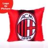 hot sell Ac Milan car Decorative pillow OEM
