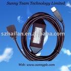 Mitsubishi HMI data cable GT01-C30R2-6P