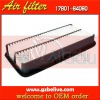 TOYOTA AUTO FILTER 17801-64060