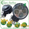 super brightness 12W led worklamp DC9-32V high power
