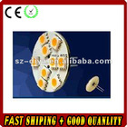 LED G4 light;9pcs 5050 SMD LED;1.8W;DC12V input;cold white color