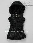 girl's bodywarmer best polyester padding vest