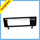 car refitting dvd frame/radio panel /audio frame for 07 BMW 3, 1DIN