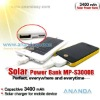 Promotion Solar mobile power bank