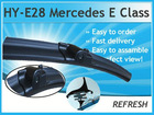 MERCEDES E & S & SL & SLR & GLK series wipers