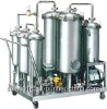 Fire resistant vacuum oil purifier oil recovery plants TYC