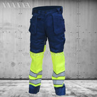 EN471/ ISO11612/ IEC61482-1-2 Flame retardant workwear trousers