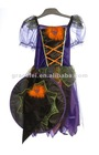 Halloween witch Dress for girls