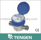 Water meter (hot water meter ,single jet dry water meter )