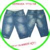 Fashion men shorts jeans